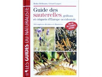 Guide des sauterelles d'Europe 1