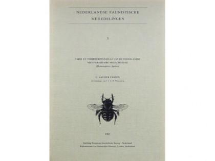 Tabel niet – parasitaire Megachilidae 1