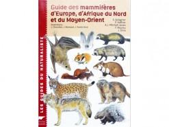Guide des mammiferes d'Europe