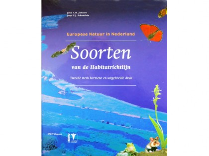 Soorten van de habitatrichtlijn 1