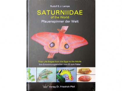 Saturniidae of the World 1