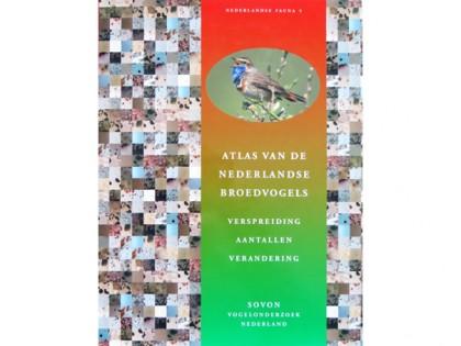 Atlas van de Nederlandse Broedvogels 1