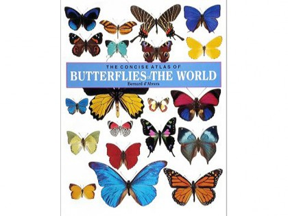 The concise atlas of Butterflies of the World 1