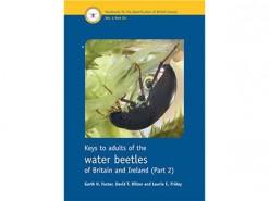 Key to the adult waterbeetles part 2