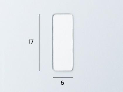 Glue boards Transparent 6x17mm