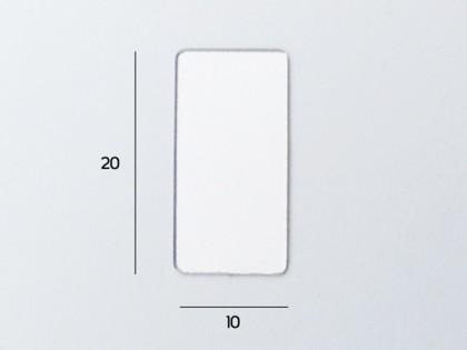 Glue boards Transparent 10x20mm