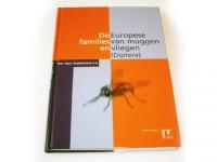 De Europese families van muggen en vliegen