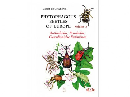 Phytophagous Beetles of Europe vol