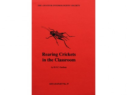 7.504 Rearing Crickets in Classroom