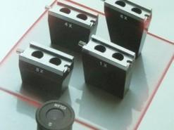 Paar groothoek oculairen WF 5x