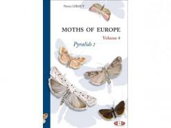 9.014 Moths of Europe volume 4