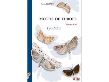9.014 Moths of Europe volume 4