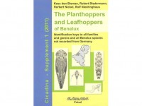 7.555 The Planthoppers and Leafhoppers of Benelux