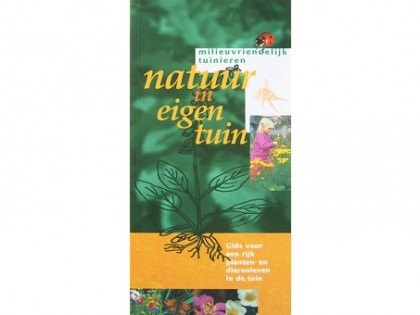Aanbieding12 Natuur in eigen tuin
