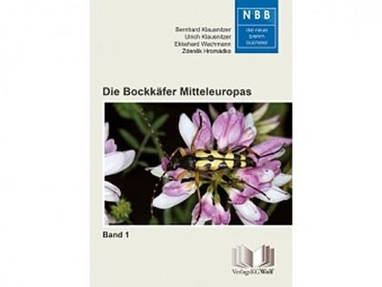 8.204 Die Bockkafer Mitteleuropas Bd. 1