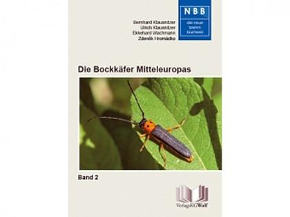 8.205 Die Bockkafer Mitteleuropas Bd. 2