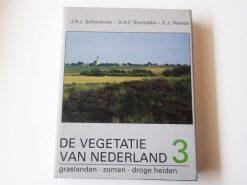 KHB507 De vegetatie van Nederland deel 3