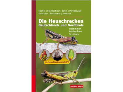 7.417 Dei Heuschrecken Deutschlands und Nordtirols