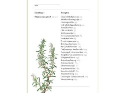 KNNV84 Medicinale planten binnen1