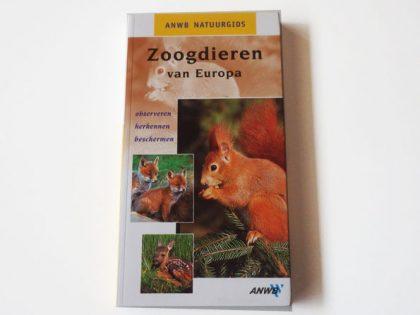 KHB505 Zoogdieren van Europa