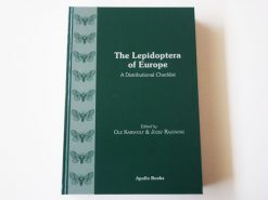 KHB212 The Lepidoptera of Europe Checklist