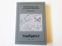 KHB220 The Distribition Atlas of European Butterflies