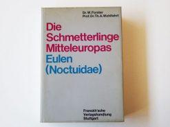 KHB222 Die Schmetterlinge Mitteleuropas Eulen