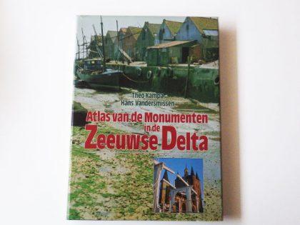KHB906 Atlas Monumenten Zeeuwse Delta