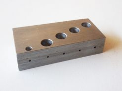 KHM503 Etikettentrap aluminium