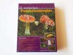 KHM505 cdrom-paddenstoelengids