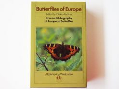 KHB195 Butterflies of Europe Bibliography