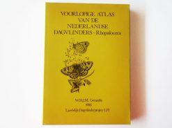 KHB196 Voorlopige atlas Dagvlinders