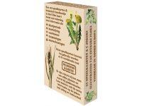 14.002 Speelkaarten eetbare planten doosje