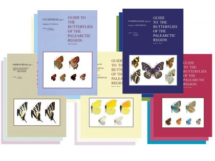 9.508 Guide to the Butterflies of the Palearctic Region alles