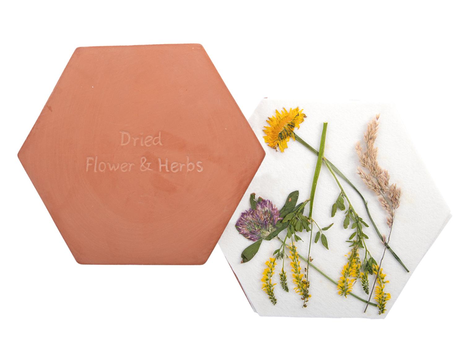 magnetron-bloemenpers