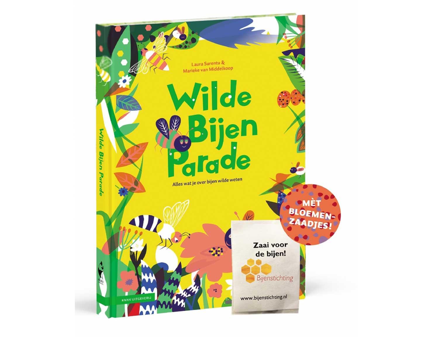 wilde_bijen_parade